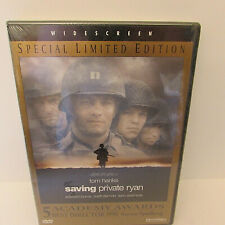 Saving Private Ryan (Dvd, 1999, Special Limited Edition) New Sealed