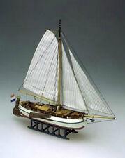 "Beautiful, Mini Wooden Model Ship Kit by Mamoli: the ""Catalina"""