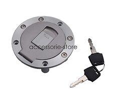 Fuel Gas Cap cover Key Fit Yamaha R1 98-99 R6 00 YZF 600R 95-05 YZF750