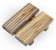 Handmade Natural wood Soap tray dish home decor bath accessory slotted holder