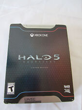 HALO 5 Guardians Limited Edition(XBOX ONE)-Physical copy of halo 5-good shape!!!