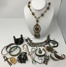 of Vintage Ethnic Jewelry Estate Cool Collection Lot