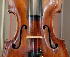 Alte Geige .. old German violin Markneukirchen about 1780 .. nice sound.