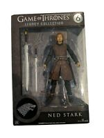 "NED STARK Game of Thrones Legacy Collection 6"" inch Action Figure #6 Funko 2014"