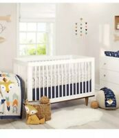Little Love 5-Piece Crib Bedding Set by NoJo Aztec with All Essentials For Crib