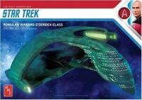 AMT 1/3200 Star Trek Romulan War Bird Plastic Model Kit AMT1125M/12