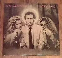 Pete Townshend ‎– Empty Glass Vinyl LP Album 33rpm 1980 ATCO ‎– K 50699