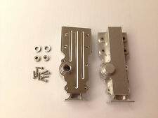 Fumi Aluminum Support Legs Set for Tamiya 1:14 Tractor Truck - 23205s (Silver)