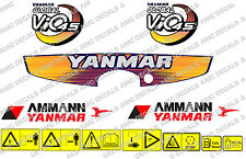 YANMAR VIO 45 Escavatore decalcomania Set