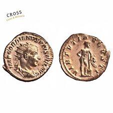 More details for gordian iii billon antoninianus -  virtvti avgvsti - hercules - very fine