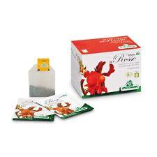 Specchiasol tisana, te' rosso,infuso a base di rooibos,biologico 20bustine fltro