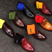 Men's Solid Color Business Socks 7 pack Middle Ankle Socks Soft Cotton Socks
