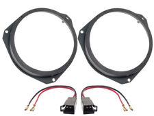 Lautsprecheradapter+Kabel für Opel Vectra C 165mm Lautsprecher vordere Türen