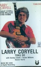 LARRY CORYELL  -  Toku Do  -  New Sealed Muse Cassette