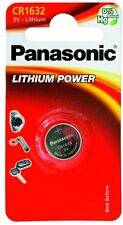 1 pila  CR1632  3V Litio PANASONIC