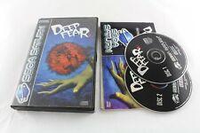 Sega Saturn Deep Fear Video Game Pal