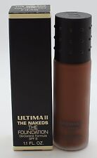 ULTIMA ll The Naked The Foundation Oil Control Formula F15 (Y/N)SPF 6 NEW IN BOX
