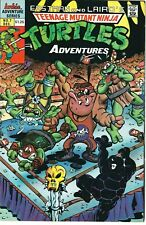 Teenage Mutant Ninja Turtles #7 VF (Archie, 1989) RARE Canadian Price Variant!