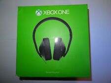 Xbox One Stereo Black Special Edition Gaming Headsets for Microsoft Xbox One