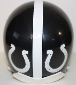 1954 Baltimore Colts Custom Throwback Riddell Mini Helmet