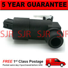 For Ford Focus Galaxy Mondeo Volvo V70 XC90 Windscreen Washer Pump Twin Outlet