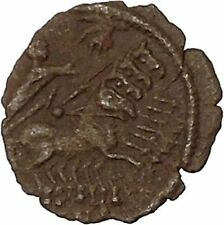 CONSTANTINE I the GREAT Cult  Heaven Horse Chariot Ancient Roman Coin i42423