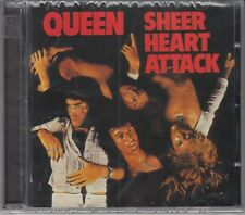 Queen-SHEER HEART ATTACK, 2cd Edition 2011 REM NUOVO