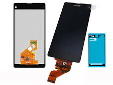 Sony Xperia Z1 Compact D5503 LCD Display Touchscreen Digitizer & Glas Schwarz