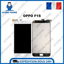 Ecran LCD Complet + Vitre tactile Oppo F1S Blanc