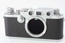 Leica IIIf Red Dial 35mm Rangefinder s/n 625841 1952yr [EX++++] from Japan m037