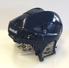 New Reebok 4K NHL/AHL Pro Stock/Return navy size small S blue ice hockey helmet