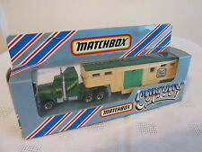 Matchbox Convoy Plastic Vintage Diecast Cars, Trucks & Vans