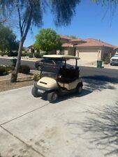 2007 club car precedent 48 volt electric golf cart Custom, brand new batteries.