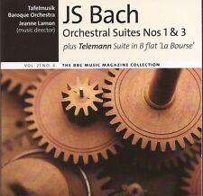 BBC Music - Vol.21 No.6 / J.S. Bach - Orchestral Suites Nos. 1 & 3