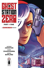 GHOST STATION ZERO #1 (OF 4) SHARI CHANKHAMMA COVER IMAGE COMICS