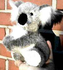Koala  mit Puschelohren 17 cm hoch Australien Stofftier