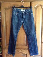 Top Man Slim Moto Denim Jeans W30 L32