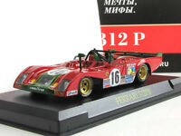 Ferrari 312 PB 1973 Year Group 5 Sports Car 1/43 Scale Italian Collectible Model