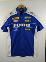 FORD PERFORMANCE RACING - V8 SUPERCARS - PIT SHIRT -XL- HARDLY WORN