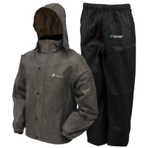 FROGG TOGGS Men's 2X Classic All-Sport Waterproof Breathable Rain Suit AS1310