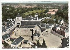 CPSM GF 35 - SAINT ETIENNE EN COGLES (Ille et Vilaine) - 6. L'Eglise et la Place
