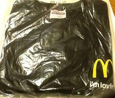 "Mcdonald's ""I'm Lovin' It"" T-Shirt Size Medium"