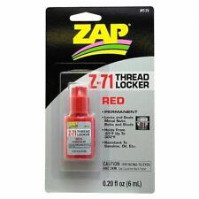 ZAP Glue - Zap Z-71 Red Thread Locker 0.2oz Bottle