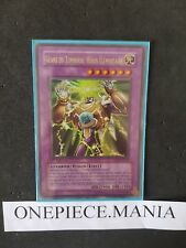 Yu-gi-oh! Geant du tonnerre heros elementaire TLM-FR036 1ST