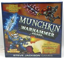 Munchkin Warhammer 40 000 40k Card Game by Steve Jackson Games SJG4481