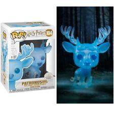 FUNKO POP! Harry Potter: Harry Potter's Patronus Vinyl Figure #104 NIB/Sealed