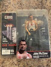 Neca Reel Toys Clut Classics Series 3 Die Hard John McClane  Action Figure