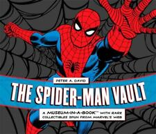 The Spider-Man Vault : A Museum-in-a-Book with Rare Collectibles Spun from Marvel's Web by Peter A. David (2011, Hardcover)