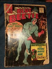 BLUE BEETLE #53 silver age 1965 CHARLTON dc COMICS PRAYING MANTIS MAN lot movie