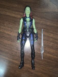 Marvel Legends Hasbro Groot BAF Series Gamora Figure Guardians Of The Galaxy